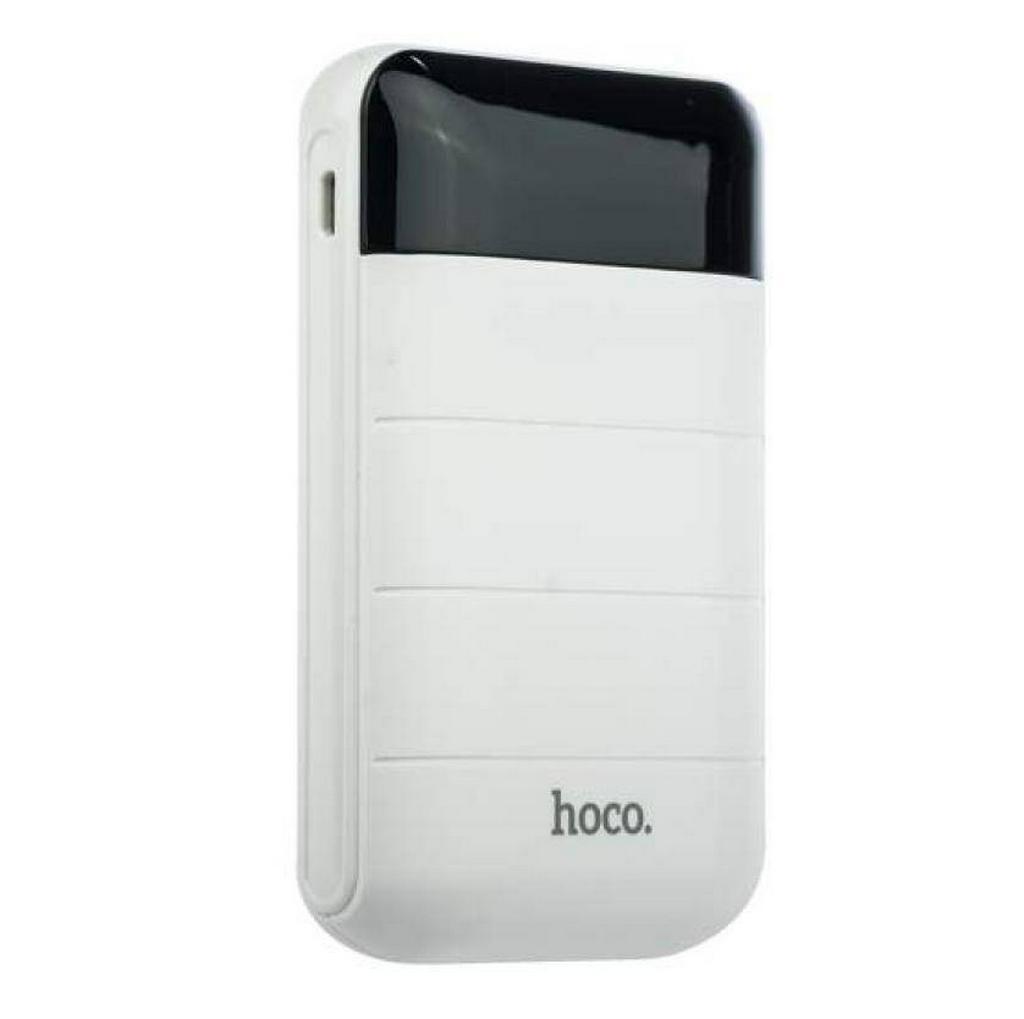 Power Bank Hoco B29 Domon 10000 mAh με 2 USB Θύρες Μπλε
