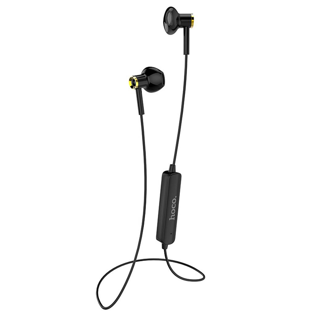Bluetooth Hands Free Hoco ES21 Sports Earphone Μαύρο