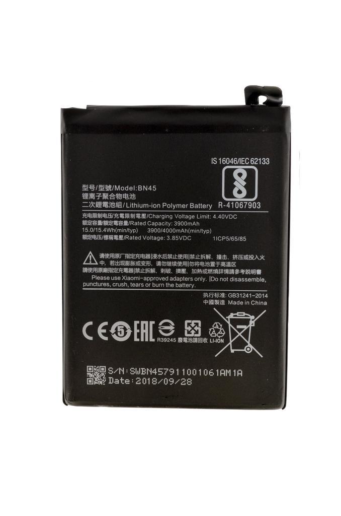 Μπαταρία Ancus BN45 για Xiaomi Redmi Note 5 3900 mAh,Li-ion, 4.40V Bulk