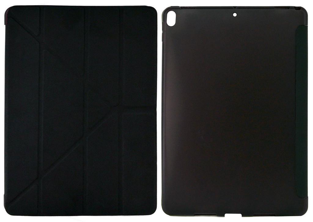 """Θήκη Book Ancus για Apple iPad Pro 2017 10.5"""" Μαύρη"""