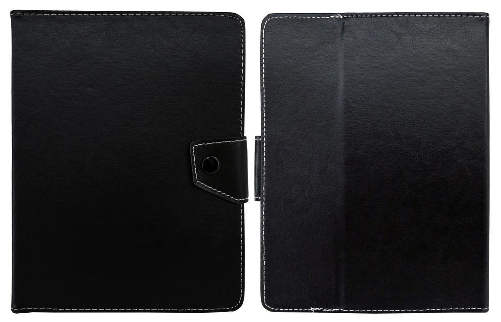 Θήκη Book Ancus Magnetic Universal για Tablet 8'' - 9'' Ίντσες Μαύρη (21 x 15cm)