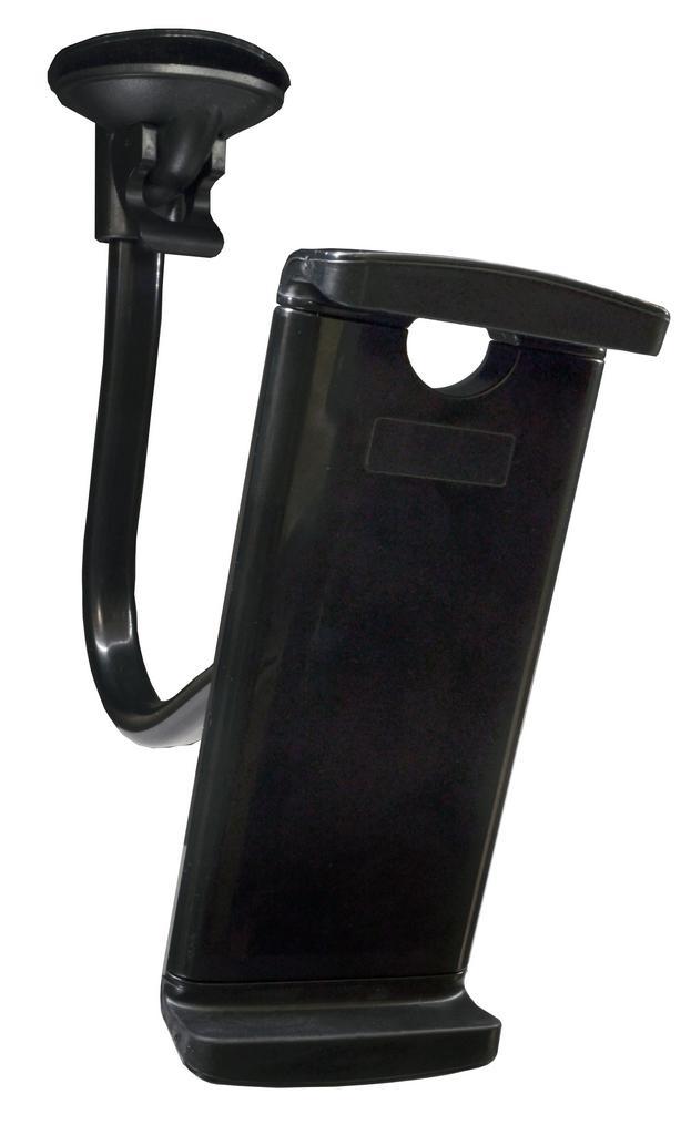 Βάση Στήριξης Αυτοκινήτου Universal Μαύρο για Smartphone 3.5'' - 5.5'' και Tablet 7'' - 10''