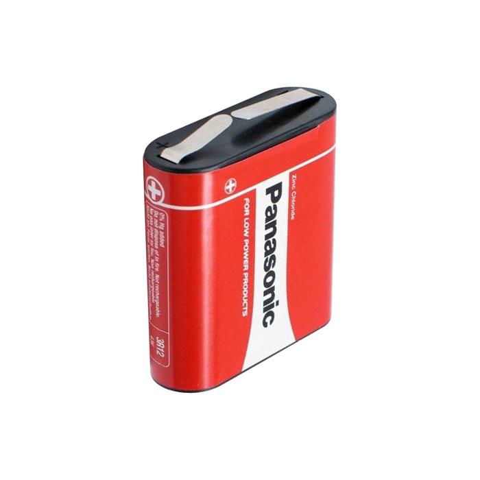 Μπαταρία Μαγγανίου Zinc Carbon Panasonic 3R12RZ/1BP 4.5V Τεμ, 1