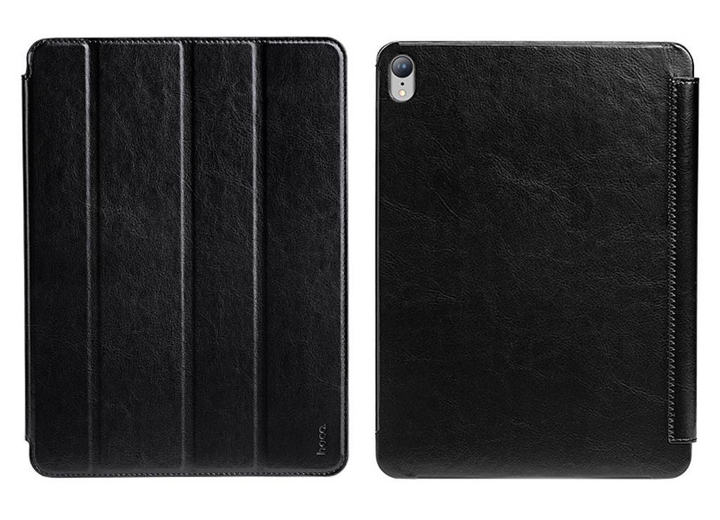 Θήκη Hoco Crystal Series Protective για Apple iPad 2/3/4 Μαύρη