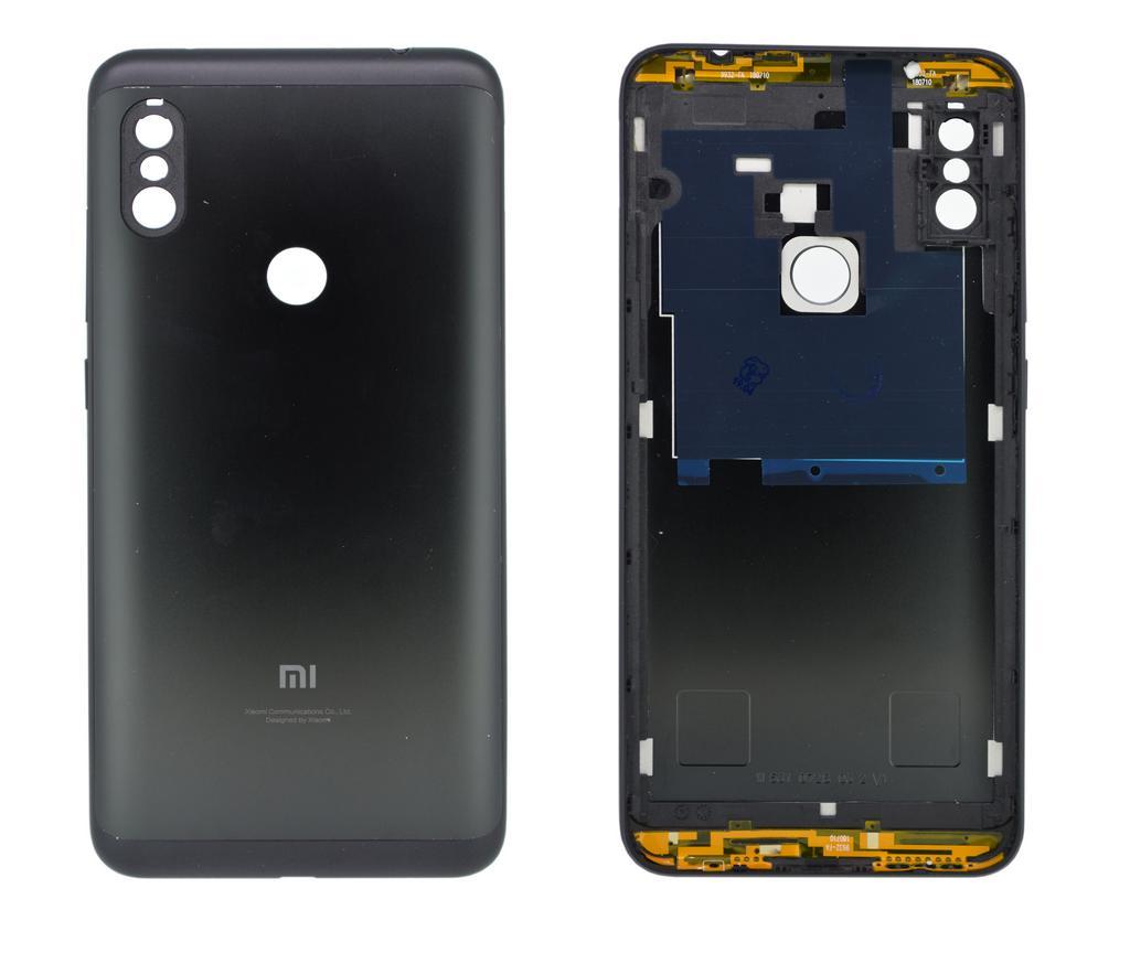 Καπάκι Μπαταρίας Xiaomi Redmi Note 6 Pro Μαύρο OEM Type A
