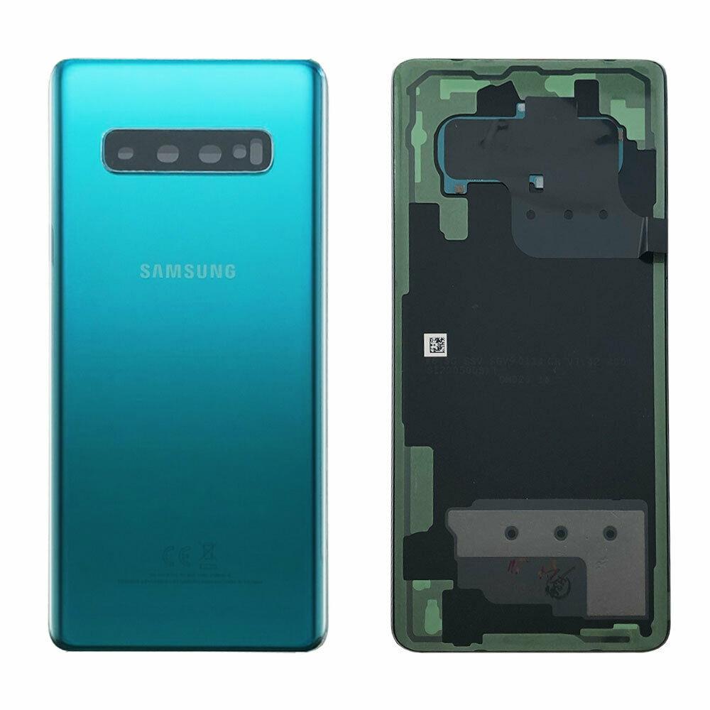 Καπάκι Μπαταρίας Samsung SM-G975F Galaxy S10+ Πράσινο Original GH82-18406E