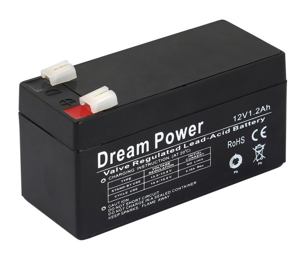 Μπαταρία για UPS Dream Power (12V 1.2Ah) 550g 97x43x52mm