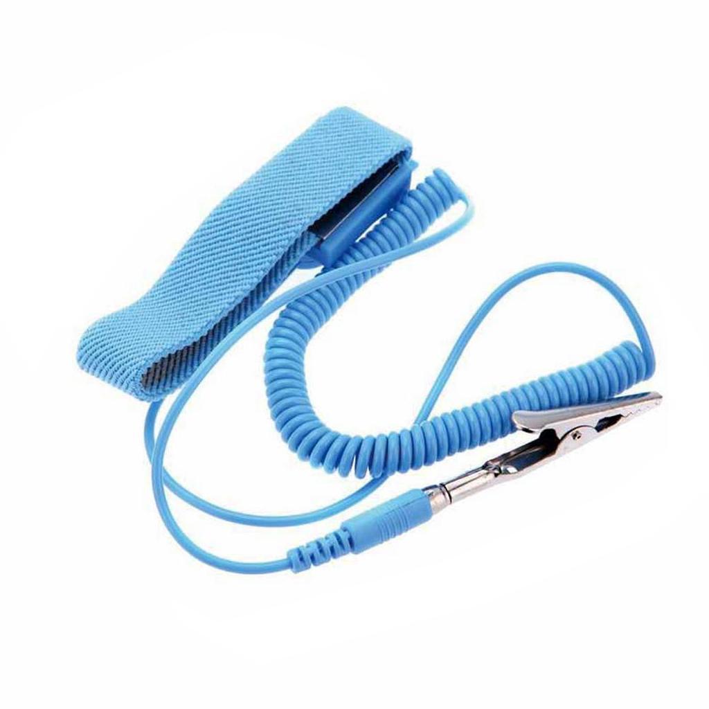 Αντιστατικό Βραχιόλι Χεριού Jakemy JM-E01 Μπλε