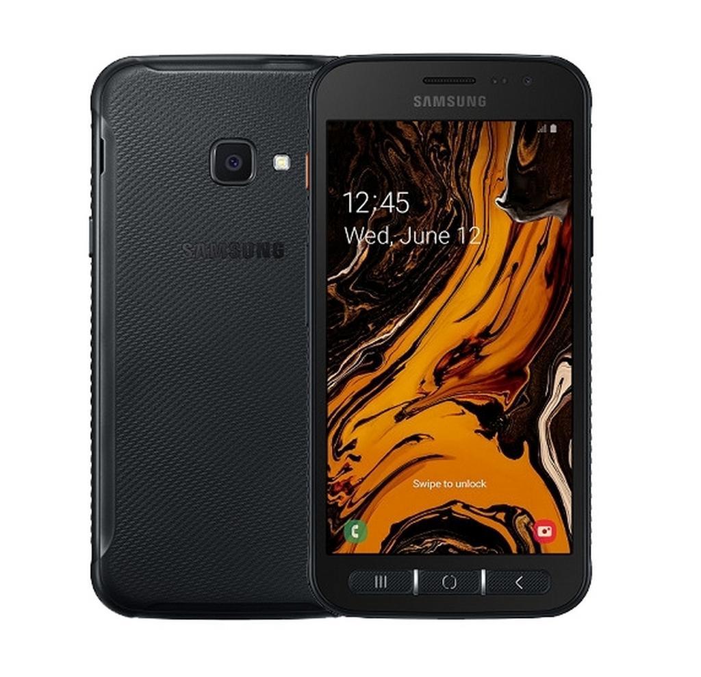 "Samsung SM-G398F Galaxy Xcover 4s 5"" 3GB/32GB NFC IP68  Μαύρο"