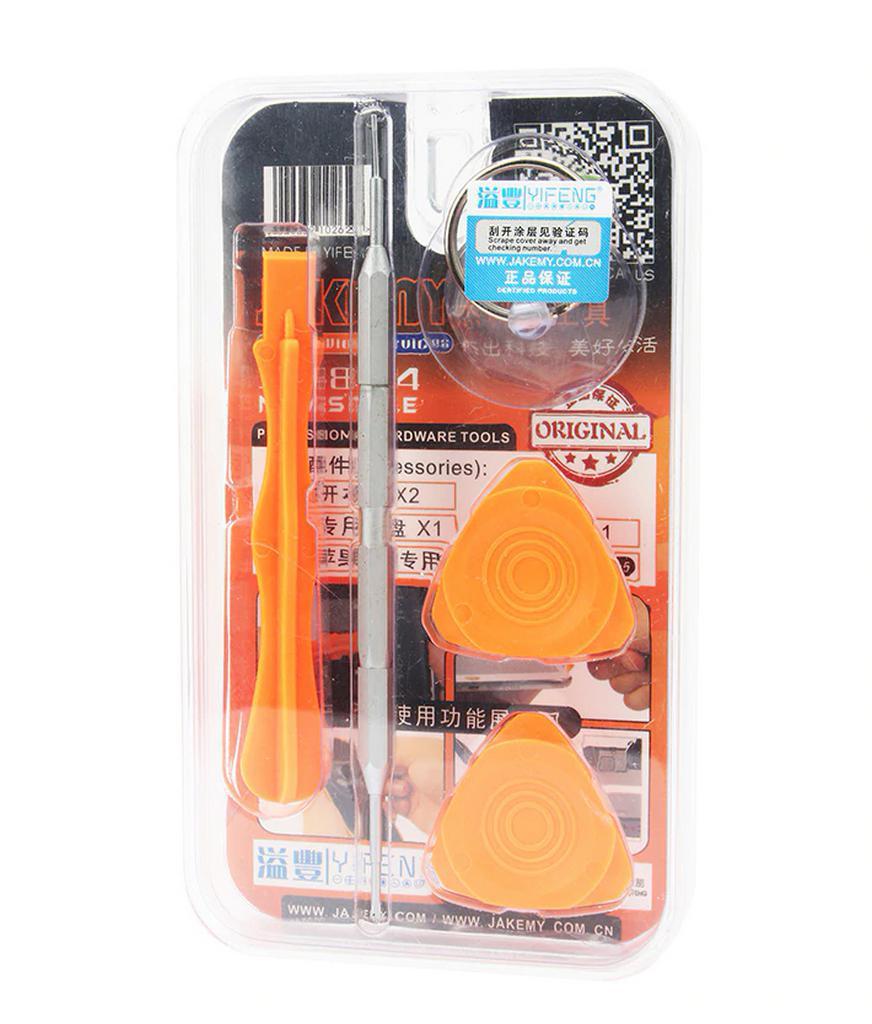Εργαλεία Ανοίγματος Συσκευών Jakemy JM-8114 Σετ 5 Τεμαχίων για συσκευές Apple