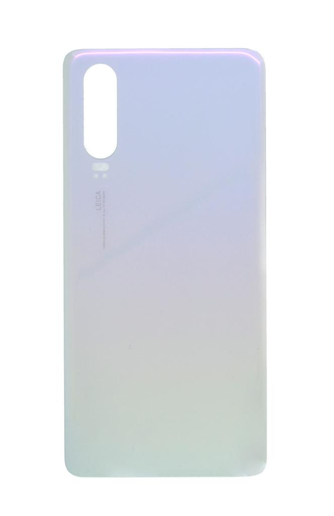 Καπάκι Μπαταρίας για Huawei P30 Άσπρο Pearl White OEM Type A