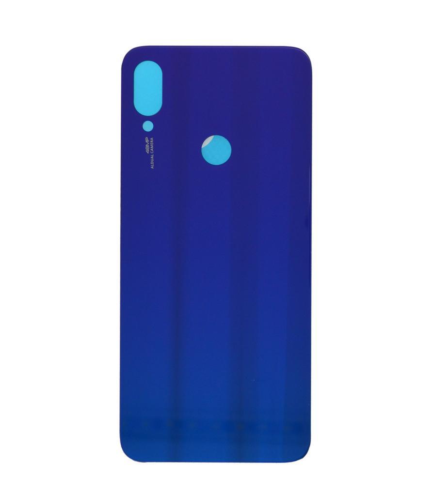 Καπάκι Μπαταρίας για Xiaomi Redmi Note 7 Μπλε OEM Type A