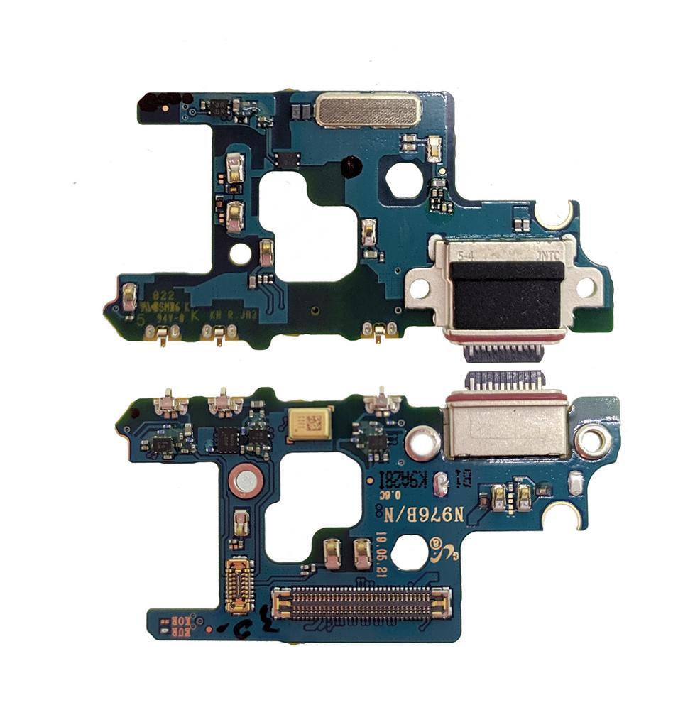 Επαφή Φόρτισης Samsung SM-N975F Galaxy Note 10+ με Μικρόφωνο GH96-12741A Original