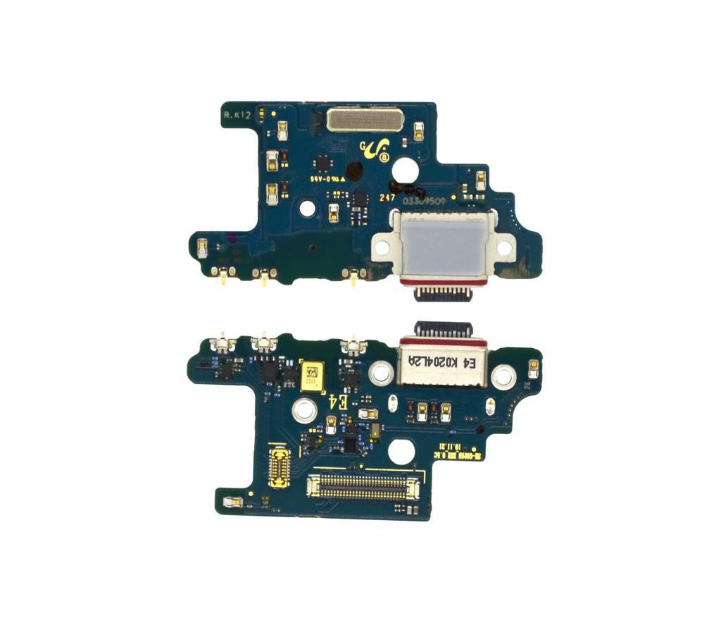 Επαφή Φόρτισης Samsung SM-G985F Galaxy S20+ με Μικρόφωνο GH96-13083A Original