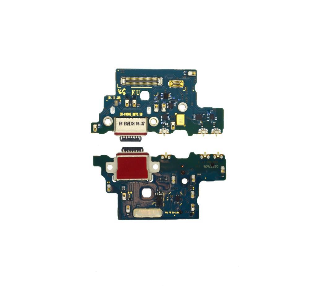 Επαφή Φόρτισης Samsung SM-G988F Galaxy S20 Ultra με Μικρόφωνο GH96-13300A Original