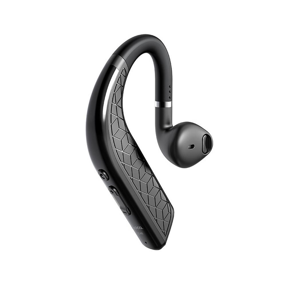 Wireless Mono Headset Hoco E48 Superior V.5.0 και 160mAh Μαύρο