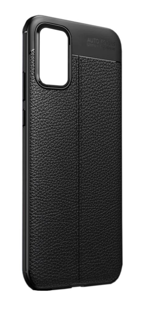 Θήκη Ancus AutoFocus Shock Proof για Samsung SM-G980F Galaxy S20 Μαύρη