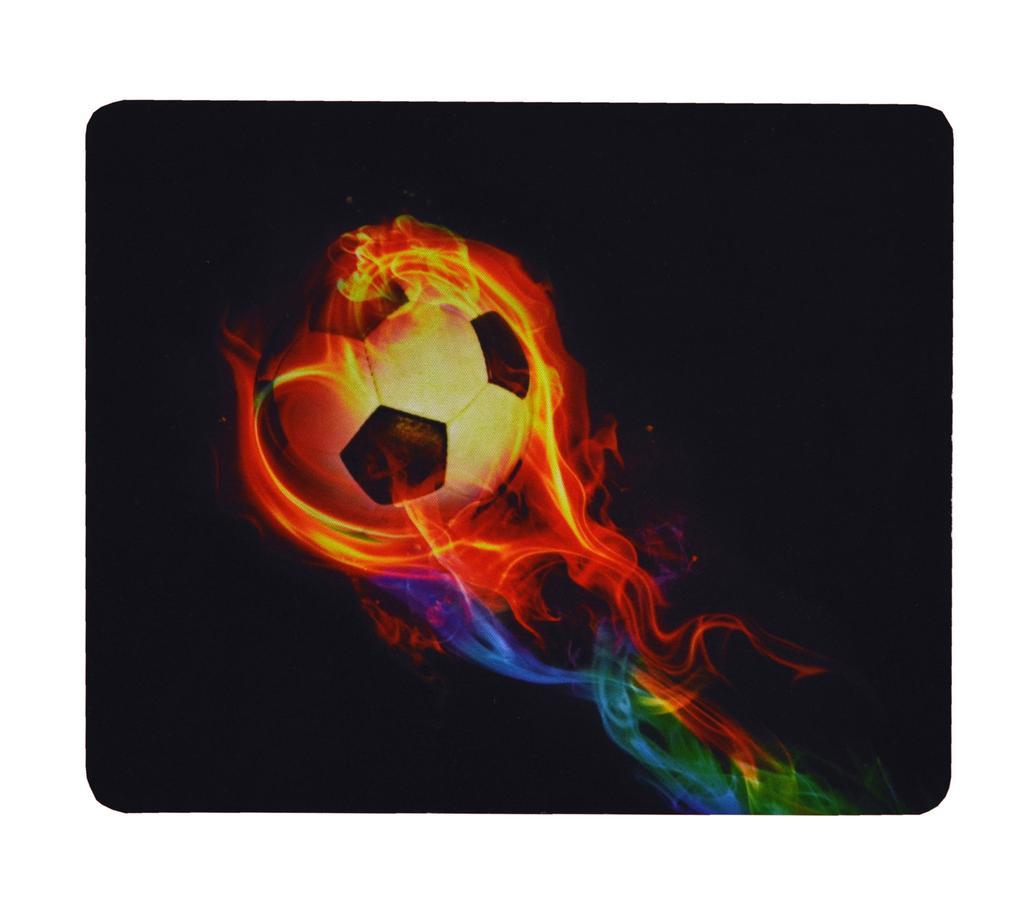 Mousepad iMICE Fireball Αντιολισθητικό 220x180mm Μαύρο