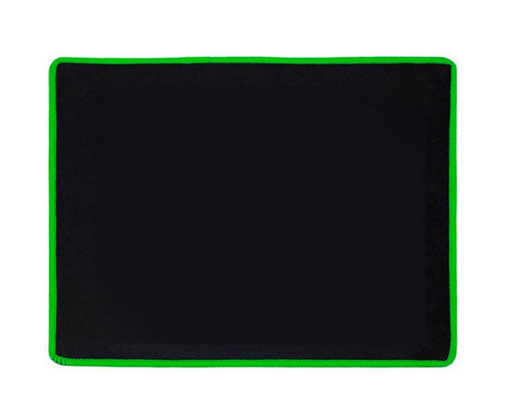 Gaming Mousepad iMICE Win2 Αντιολισθητικό 245x210mm Μαύρο-Πράσινο