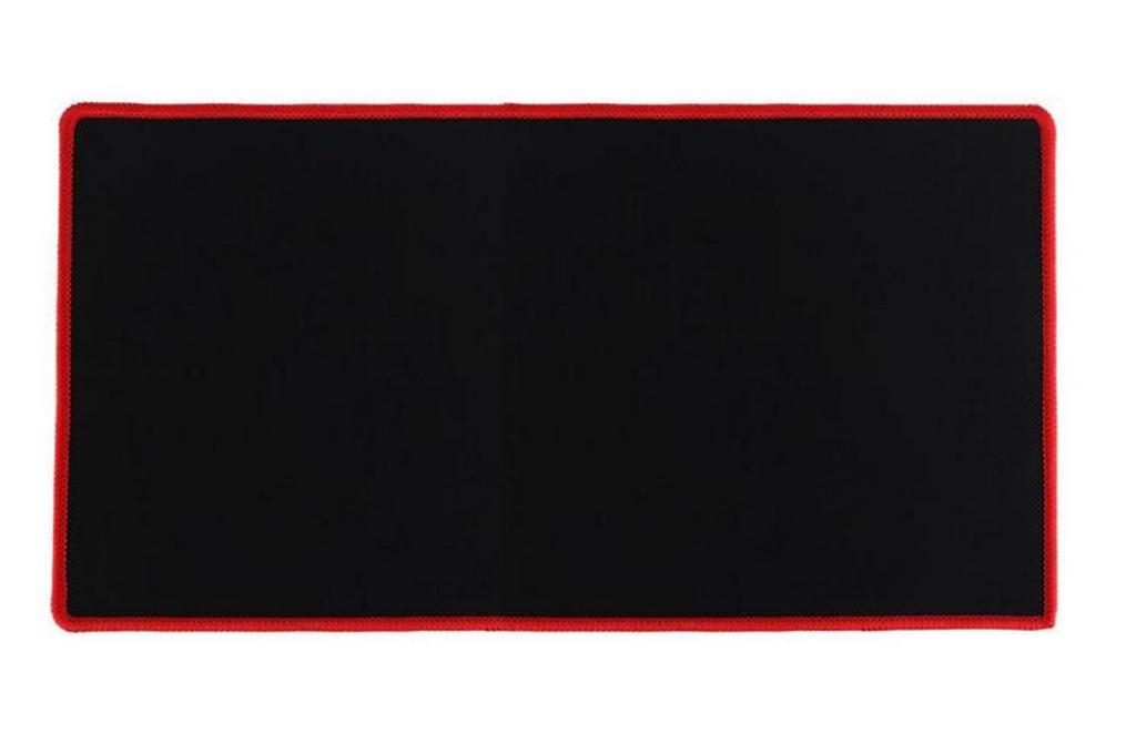 Gaming Mousepad iMICE Αντιολισθητικό 600x300mm Μαύρο-Κόκκινο