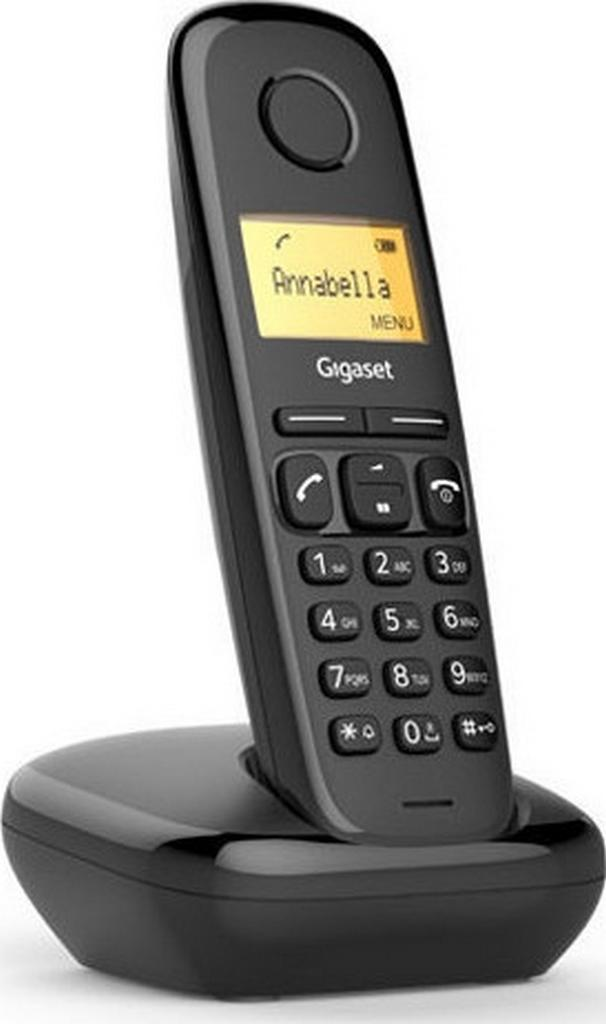Ασύρματο Ψηφιακό Τηλέφωνο Gigaset A170 Μαύρο