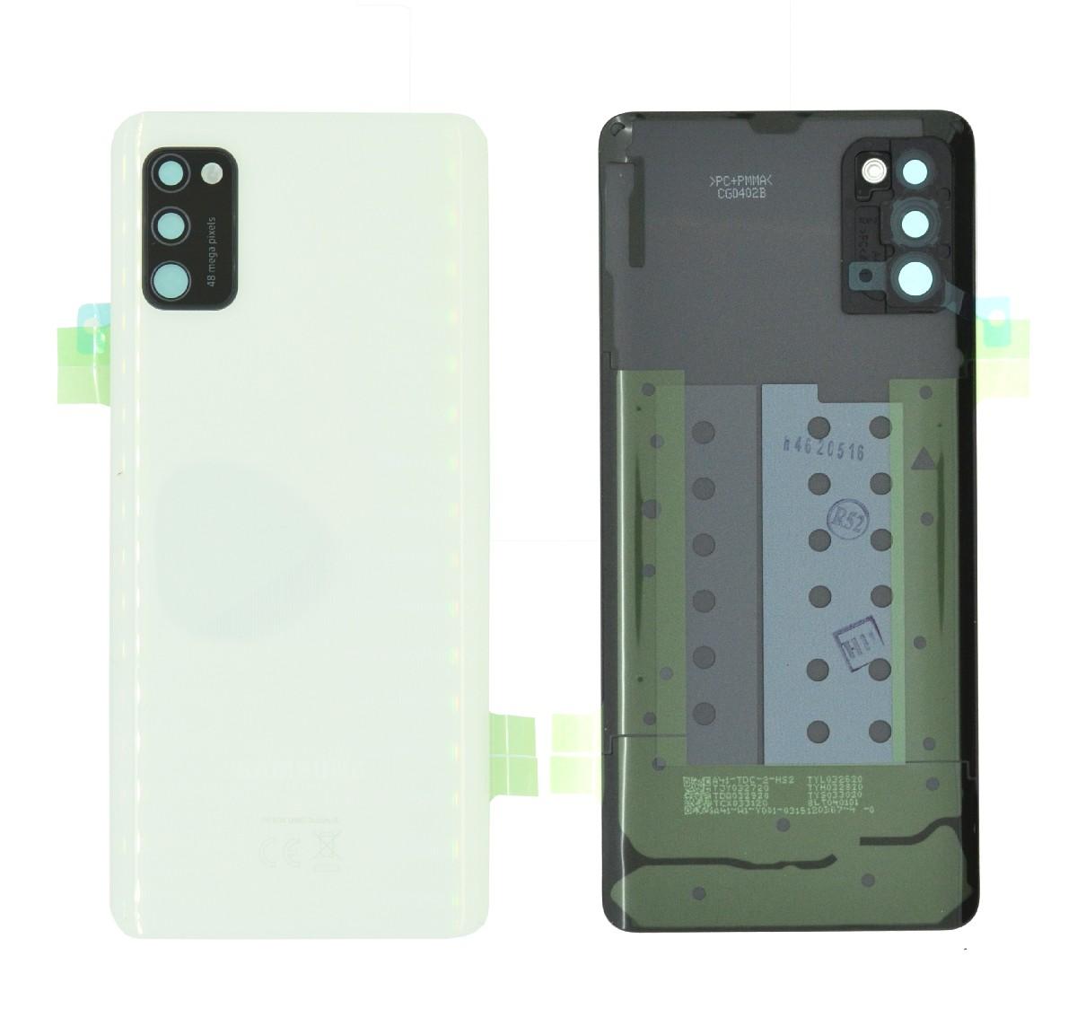 Καπάκι Μπαταρίας Samsung A41 SM-A415F Λευκό Original GH82-22585C