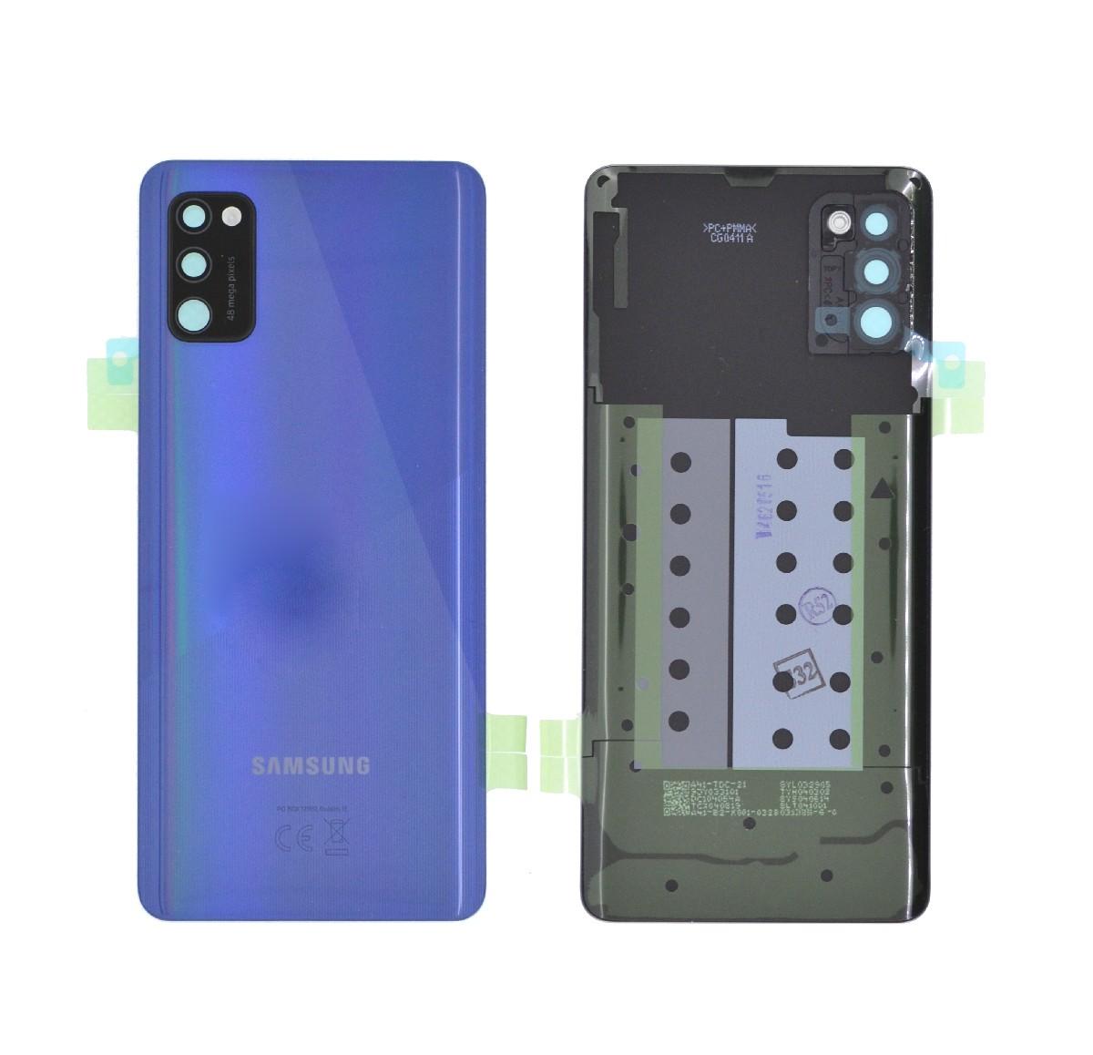 Καπάκι Μπαταρίας Samsung A41 SM-A415F Μπλέ Original GH82-22585D