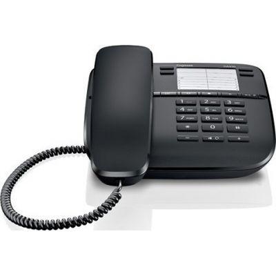 Σταθερό Ψηφιακό Τηλέφωνο Gigaset DA410 Μαύρο