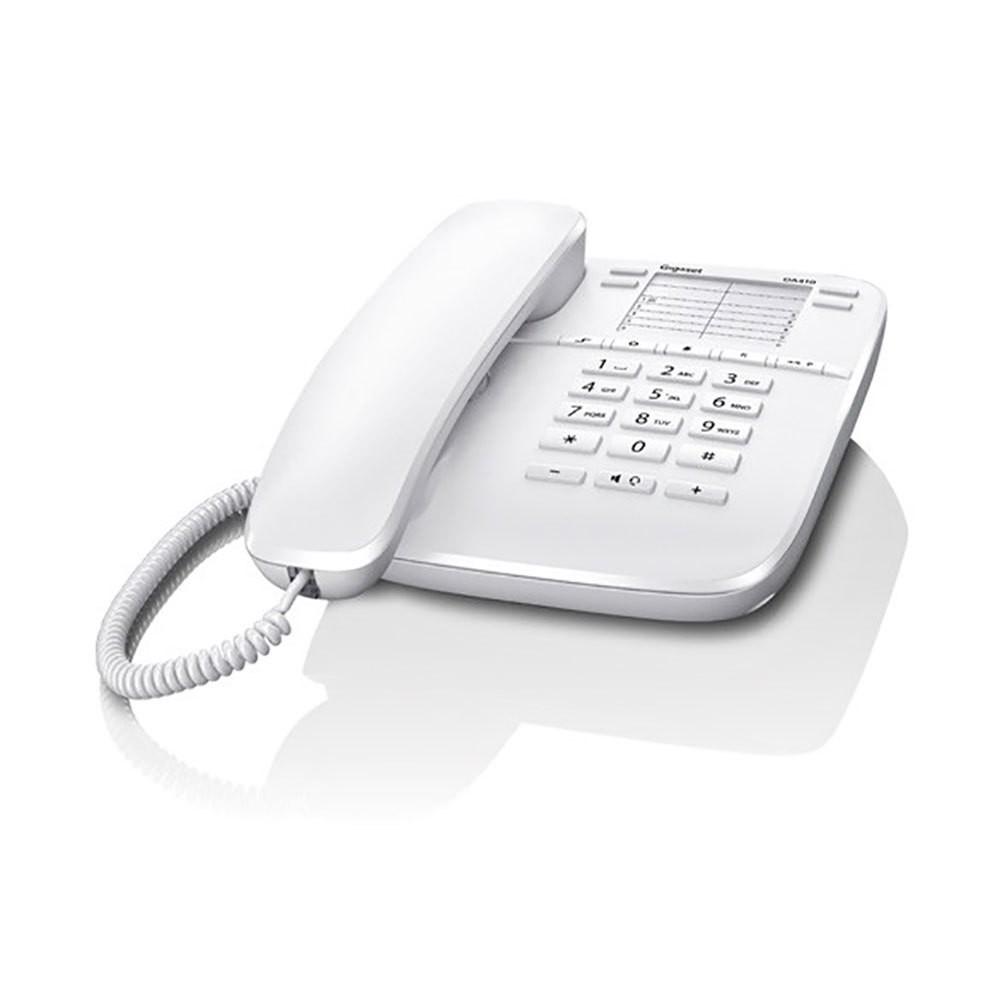 Σταθερό Ψηφιακό Τηλέφωνο Gigaset DA410 Λευκό