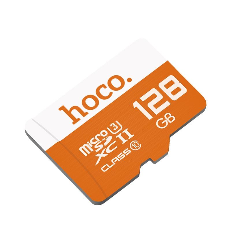 Κάρτα Μνήμης Hoco MicroSDHC 128GB U3 Class 10