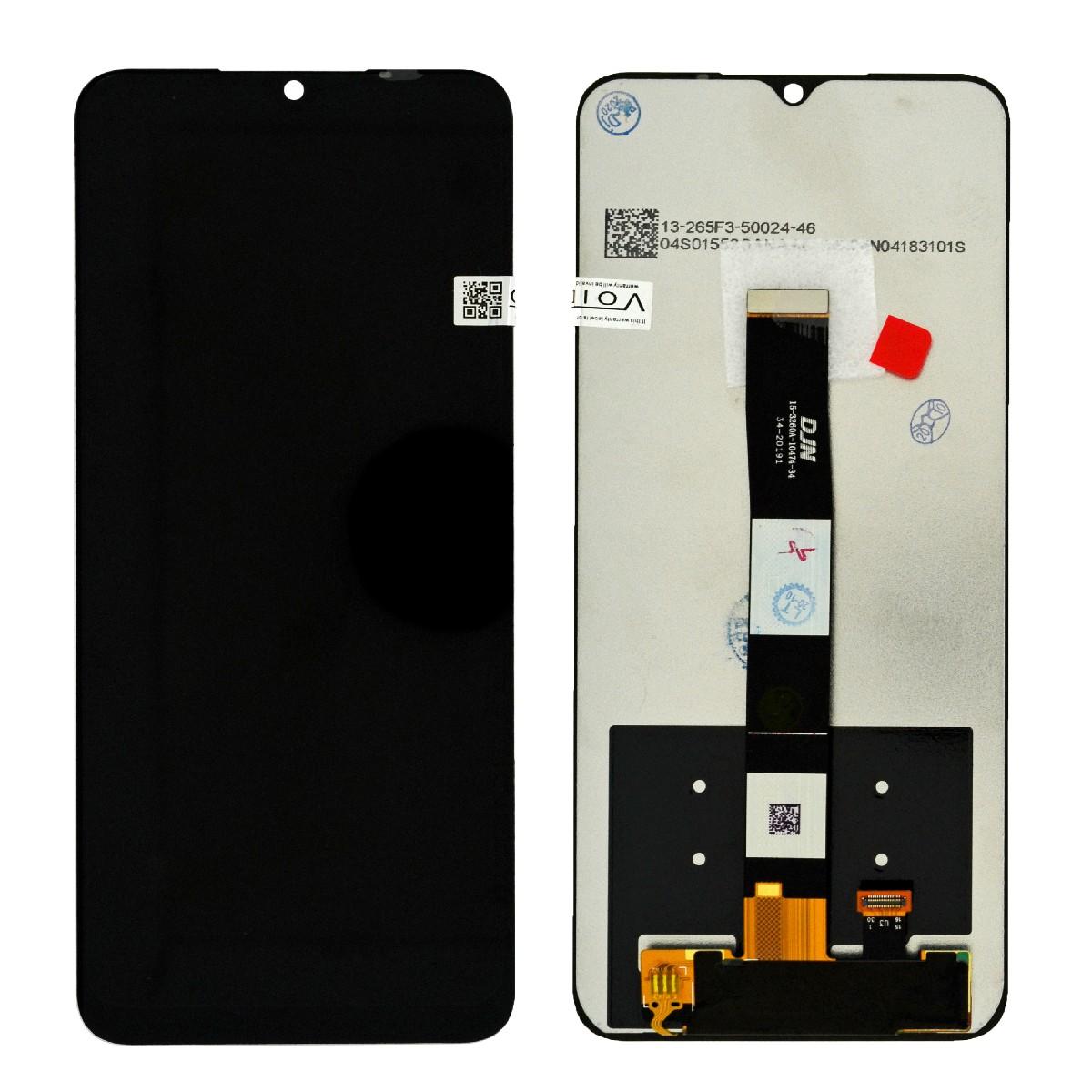Οθόνη & Μηχανισμός Αφής Xiaomi Redmi 9A / 9C Μαύρο OEM Type A