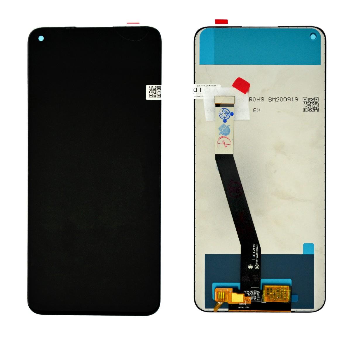 Οθόνη & Μηχανισμός Αφής Xiaomi Redmi Note 9 Μαύρο OEM Type A