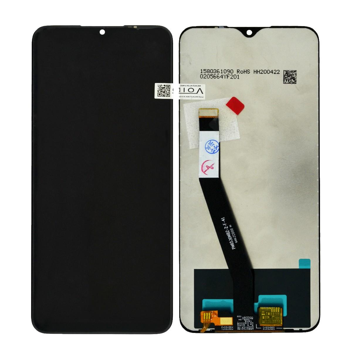 Οθόνη & Μηχανισμός Αφής Xiaomi Redmi 9 Μαύρο OEM Type A