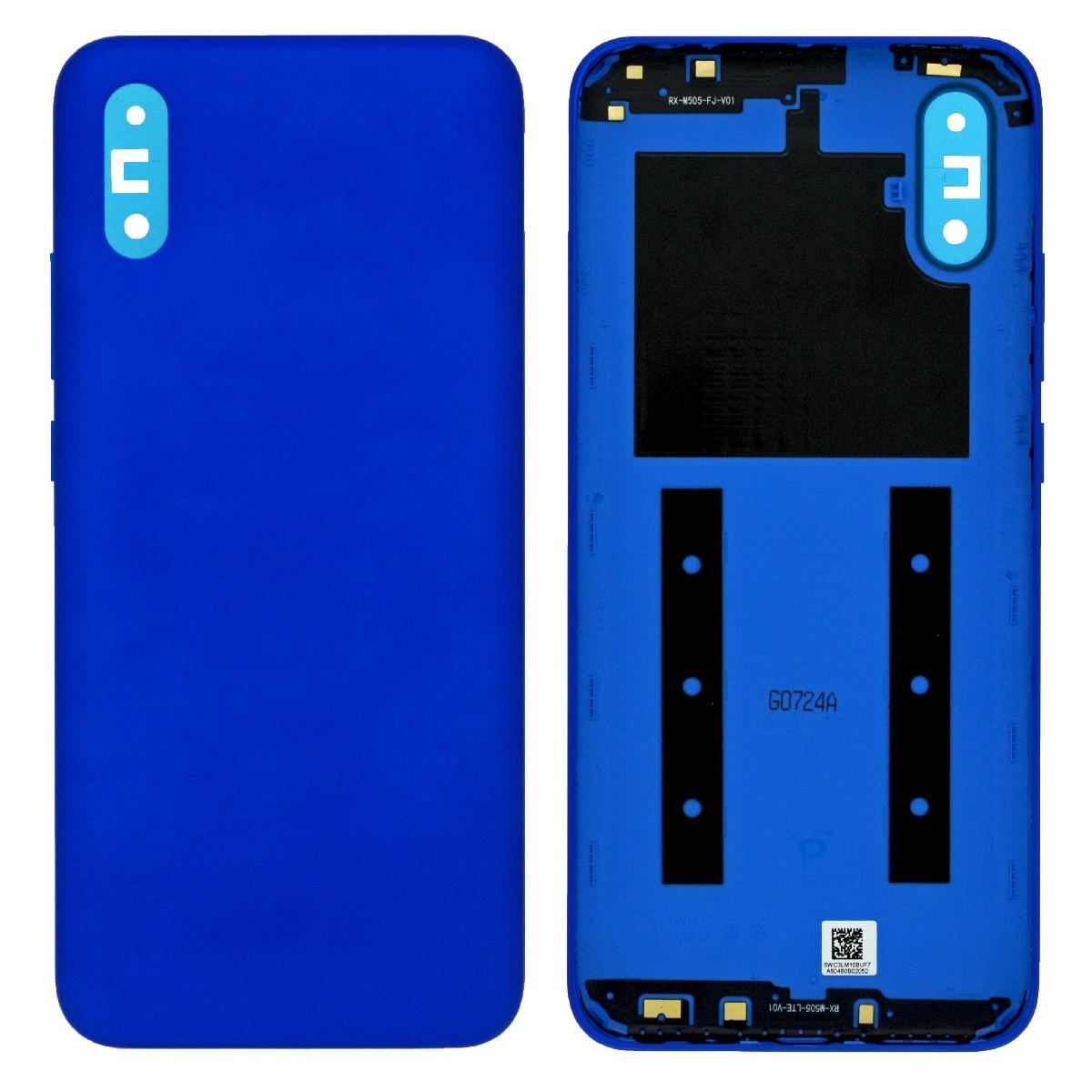 Καπάκι Μπαταρίας για Xiaomi Redmi 9A Μπλε OEM Type A