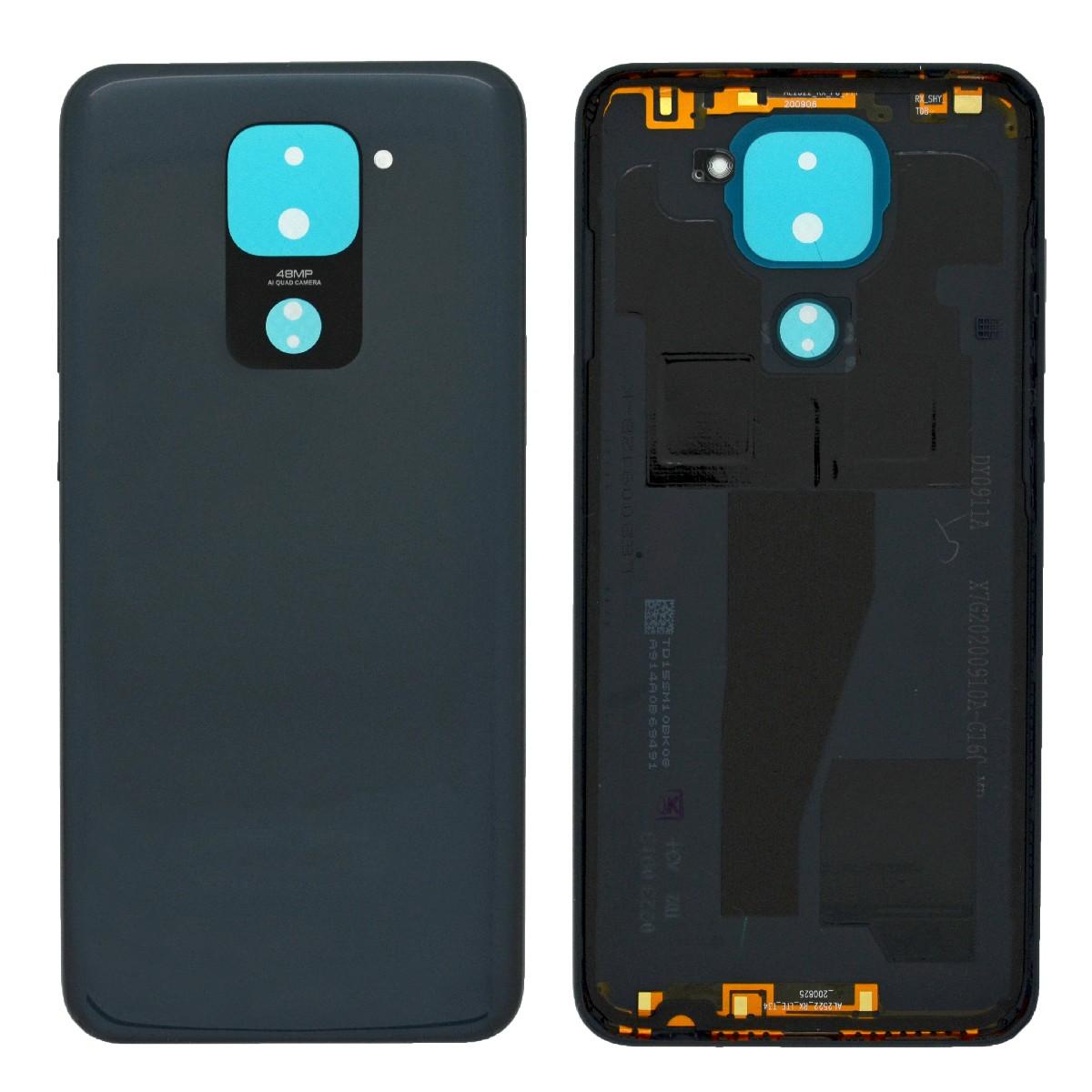 Καπάκι Μπαταρίας για Xiaomi Redmi Note 9 Γκρι OEM Type A