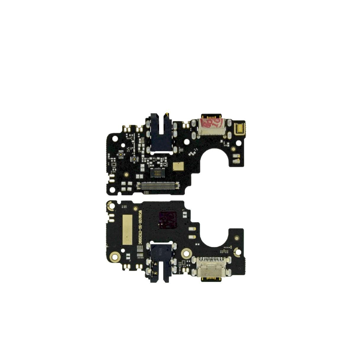 Επαφή Φόρτισης Xiaomi Redmi Note 9 με Μικρόφωνο και Πλακέτα OEM Type A