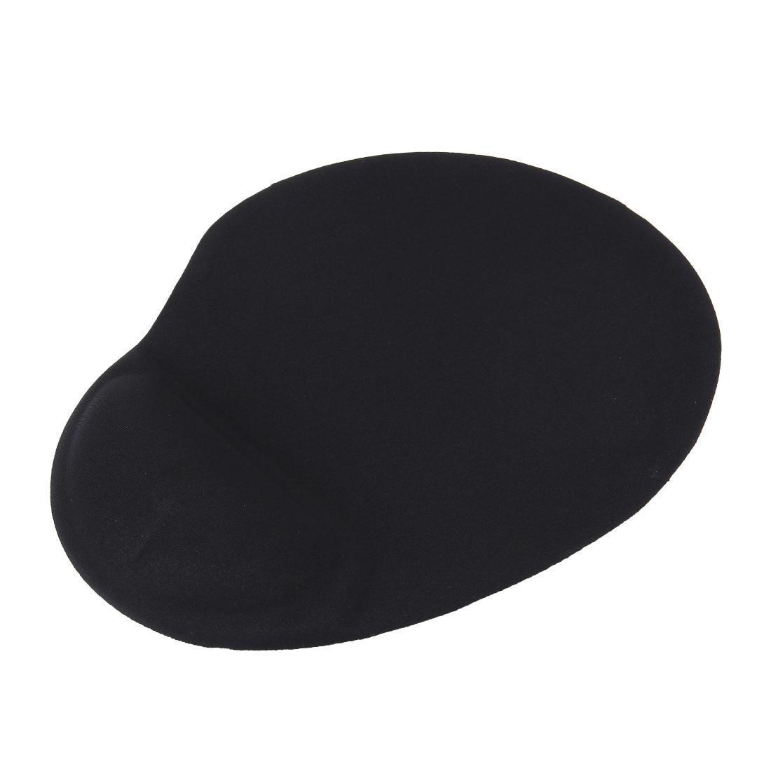 Mousepad Mobilis H-18 με Gel Ξεκούρασης του Καρπού. Μαύρο