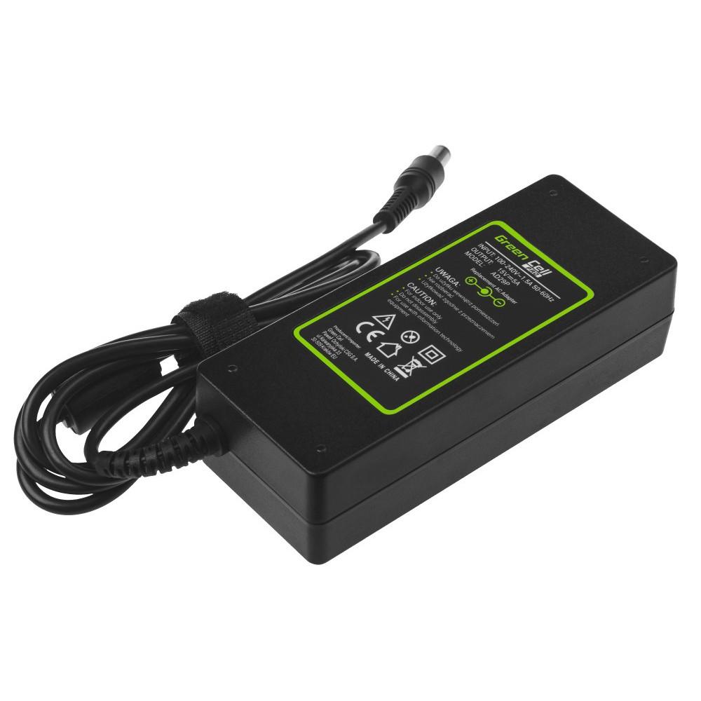 Τροφοδοτικό Laptop Green Cell PRO AD29P Συμβατό με Toshiba 15V 5A 75W Κονέκτορας 6.3-3.0mm Καλώδιο 1.2m