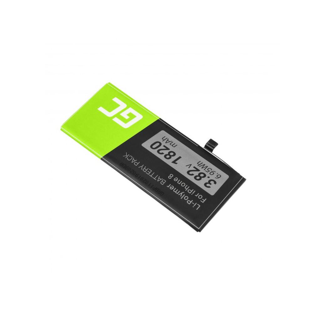Μπαταρία  Green Cell BP110 Τύπου Apple iPhone 8  A1863 1820mAh 3.82V με Ταινία Διπλής Όψης