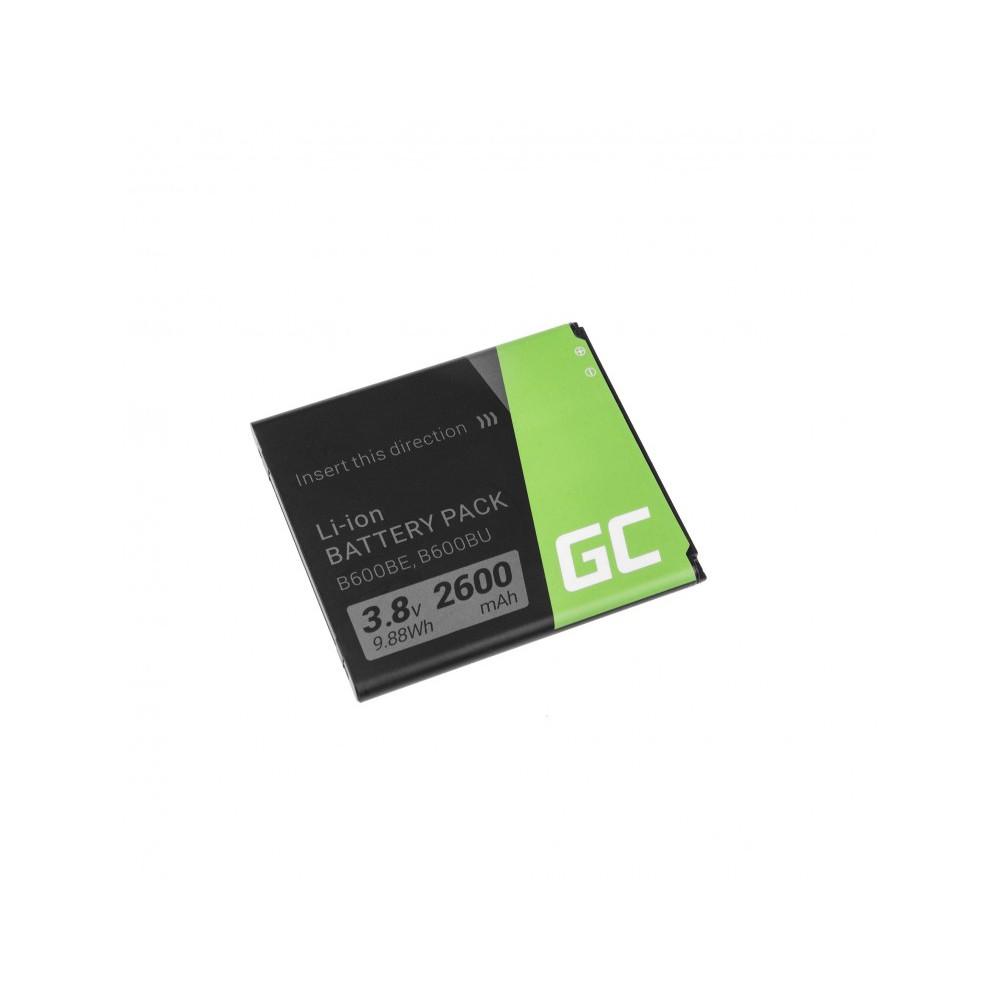 Μπαταρία  Green Cell BP27 Τύπου Samsung i9500 Galaxy S4 EB-B600BE 2400 mAh 3.7V