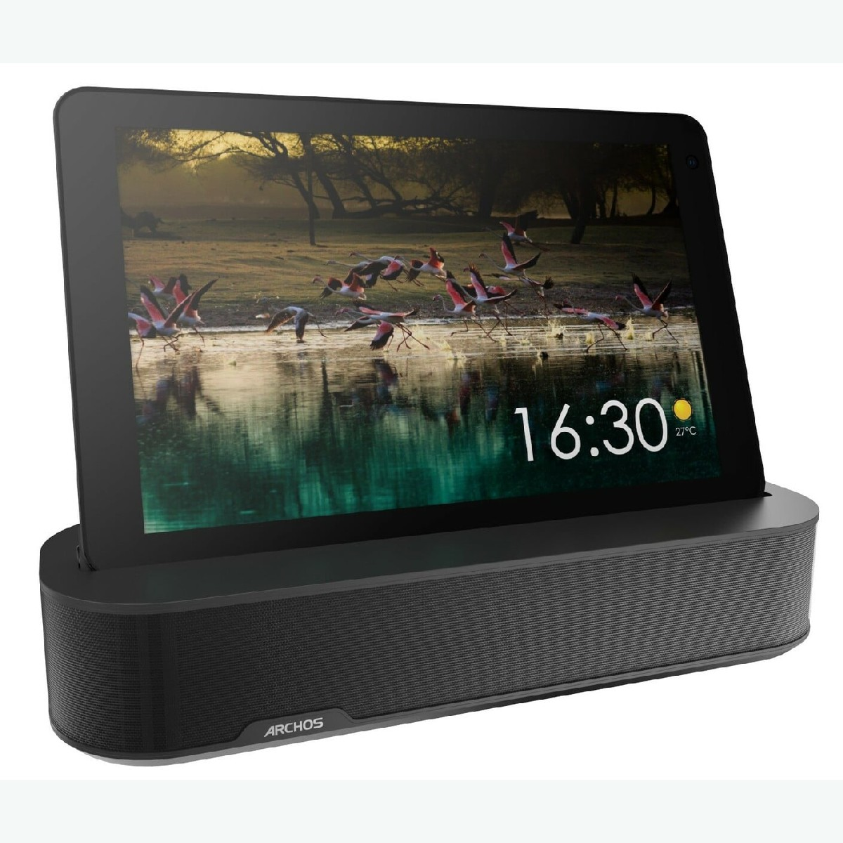 Tablet Archos Oxygen 101S 10.1'' 4G 3GB/32GB Android 9.0 Pie Μαύρο με Sound Dock