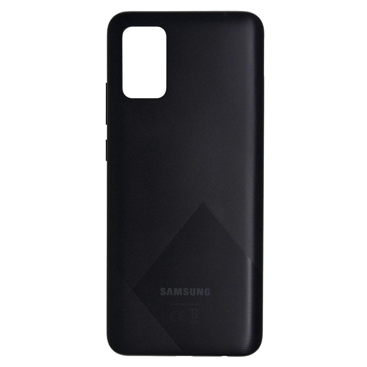 Καπάκι Μπαταρίας Samsung SM-A025F Galaxy A02s Μαύρο Original GH81-20239A