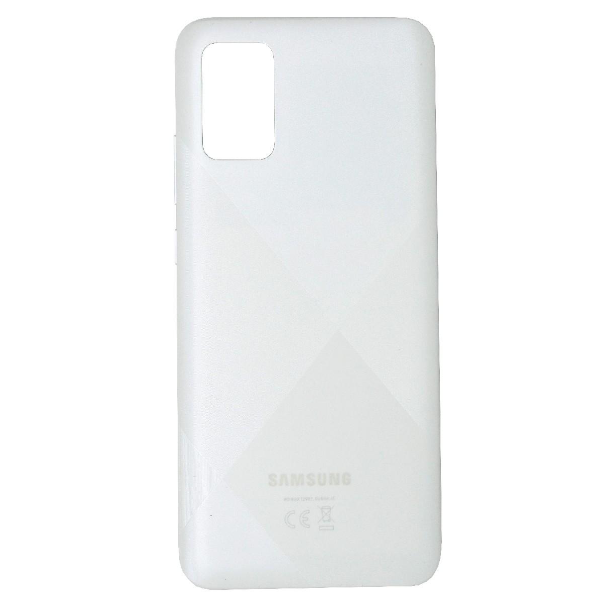 Καπάκι Μπαταρίας Samsung SM-A025F Galaxy A02s Λευκό Original GH81-20242A