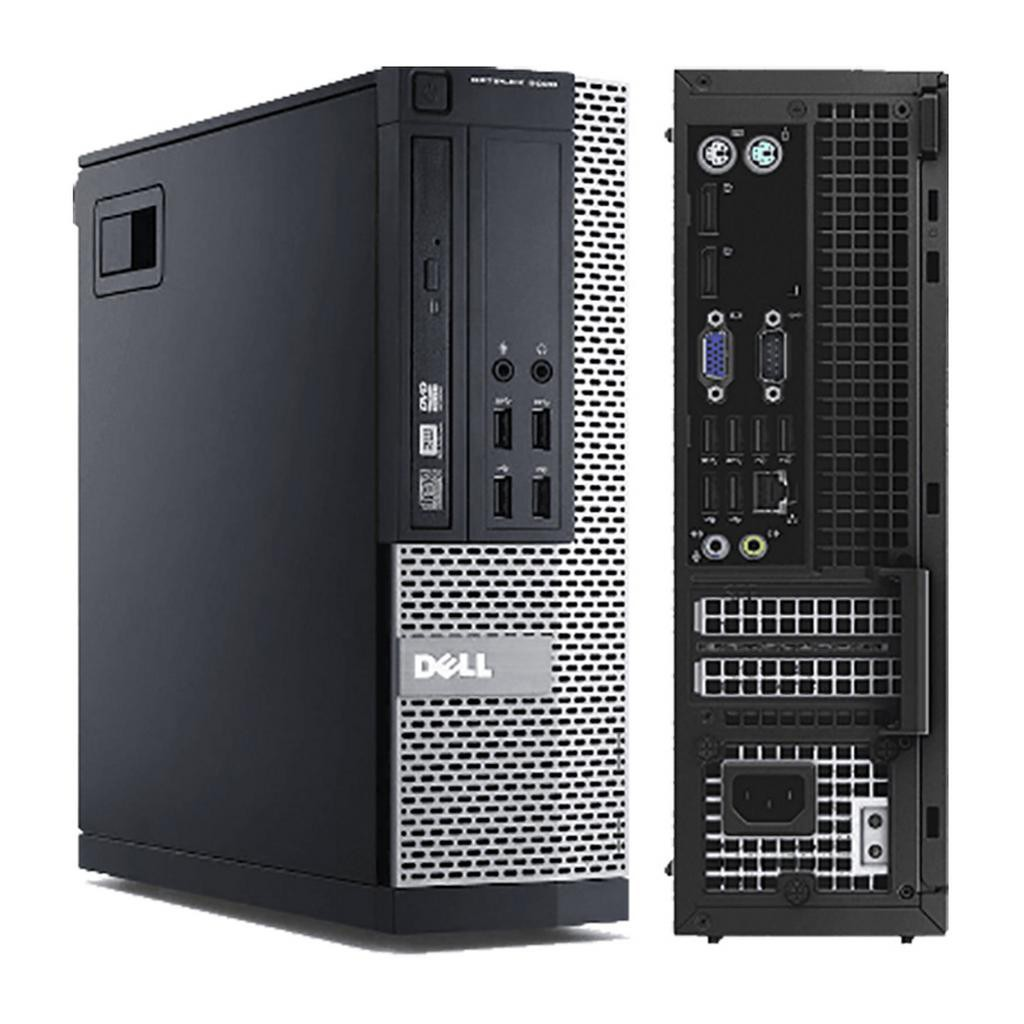 Refurbished Η/Υ Dell 7020 SFF i5-4690T 4GB DDR3 / 500GB HDD με DVD-RW Grade A+