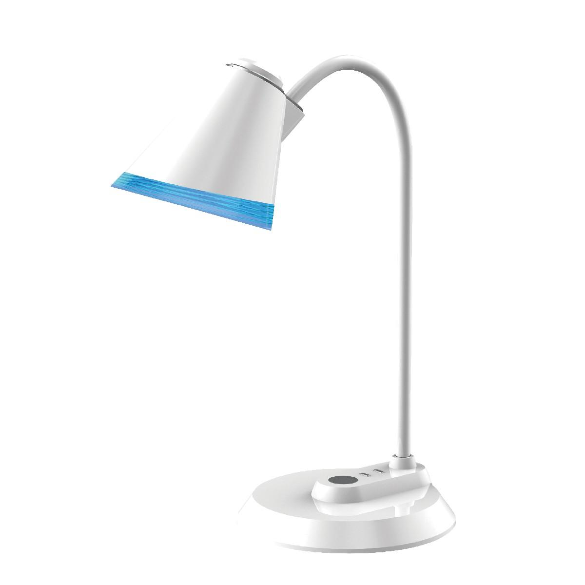 Φωτιστικό με Λάμπα LED Maxcom ML4500 Mico 350 Lumens IP20 με 3 Επίπεδα Φωτεινότητας Λευκό
