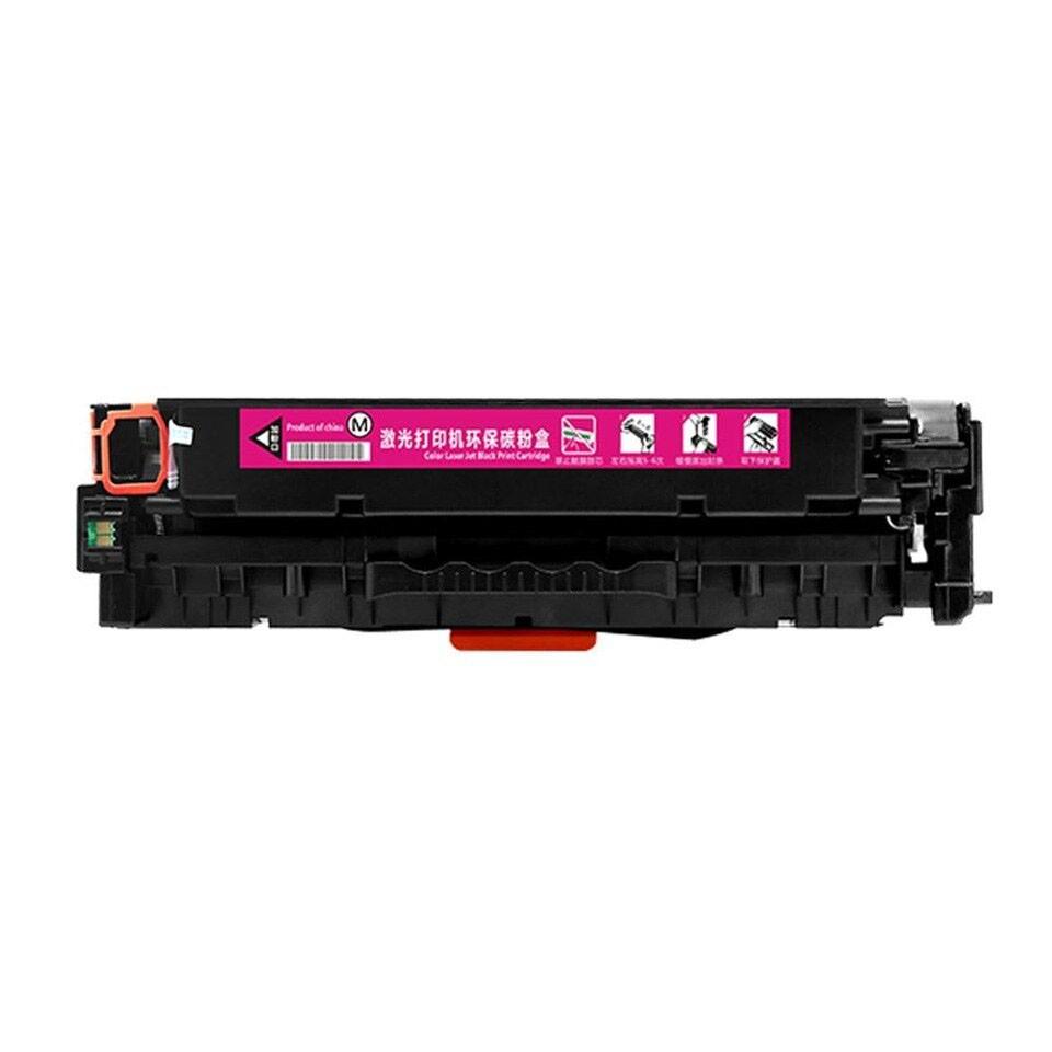 Toner HP CANON Συμβατό CC533A/CE413A/CF383A CGR-718/CRG-118 Σελίδες:2800 Magenta για Color LaserJet Pro 300, Color LaserJet Pro 400