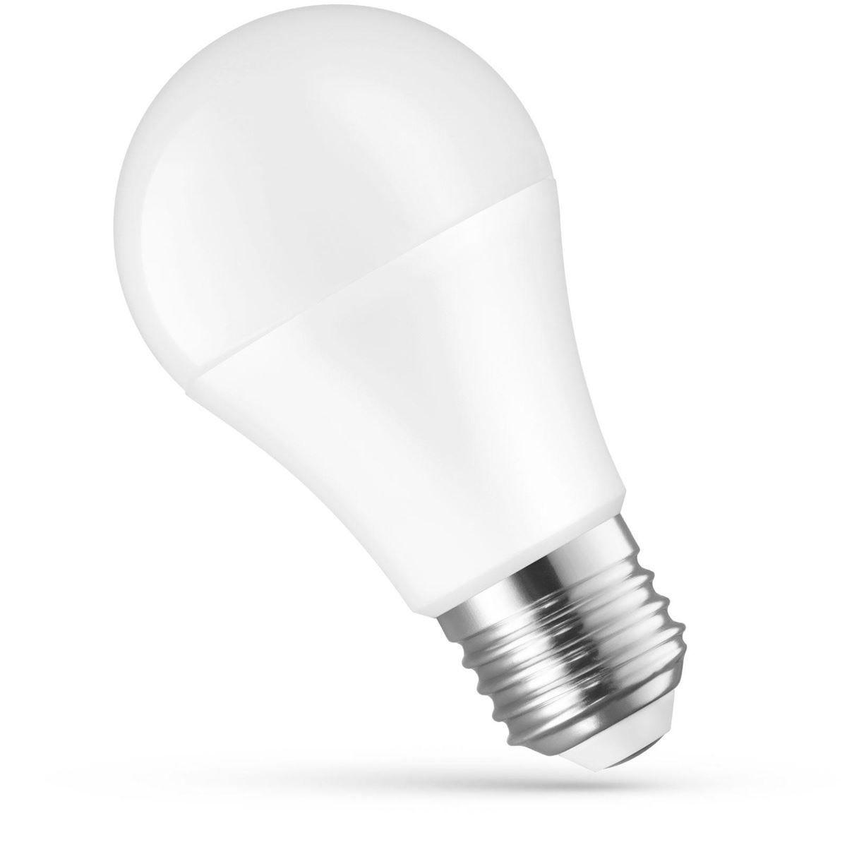Smart Λάμπα LED Spectrum E27 9W 930 Lumens RGB WiFi 230V 50Hz A++