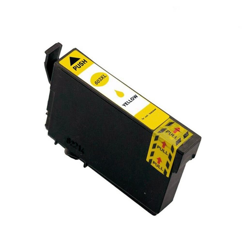 Μελάνι EPSON Συμβατό 603XL C13T03A44010 Σελίδες:350 Yellow για WF, XP, 2100, 2105, 2810DWF, 2830DWF, 2835DWF, 2850DWF WorkForce
