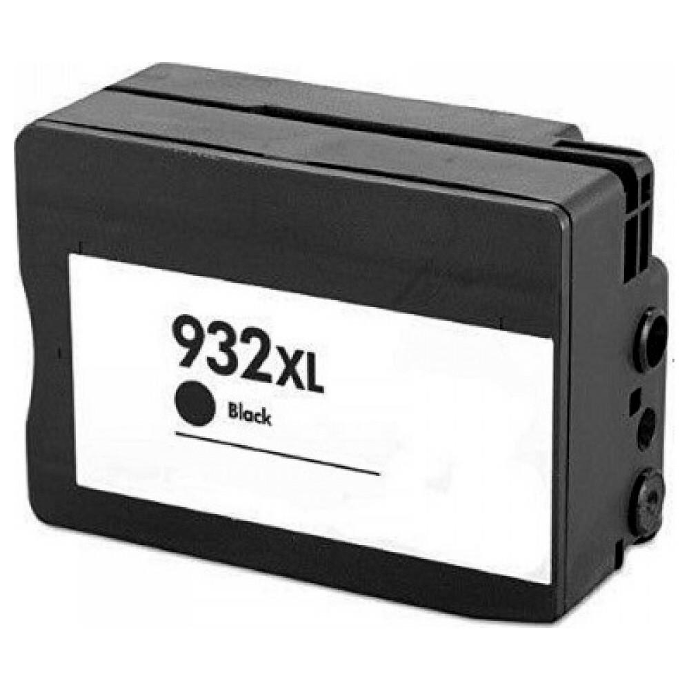 Μελάνι HP Συμβατό 932 XL B CN053AE Σελίδες:1000 Black για Officejet 6100 ePRINTER, 6600 e-AIO, 6700 Premium e-AIO, 7110 Wide Format
