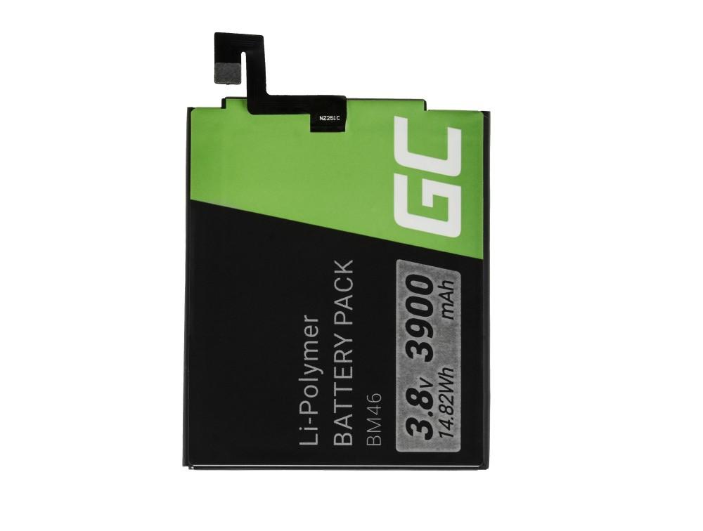 Μπαταρία Green Cell BP74 Τύπου Xiaomi BM46 για Redmi Note 3 Pro 3900mAh 3.8V